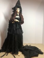 Domuya FAITH DOLL DRESSED IN Dirge Of Glory BJD Dolls 64cm D-one Bodies