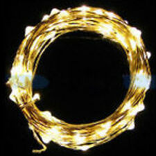 2M String Fairy Light 20 LED Battery Operated Xmas Lights Party Wedding Lamp TO