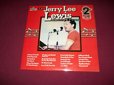JERRY LEE LEWIS Collection- UK  Double LP 21 Track Pickwick Gatefold  Mint -/EX+