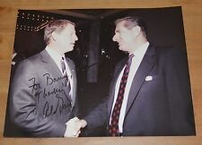 Vice-President Al Gore autographed 8x10 Photo