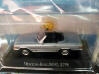 Mercedes-Benz 220D TECIN 1:43 SALVAT Autos Diecast Miniatur Modellauto SA25