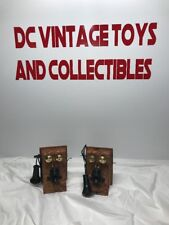 Vintage Roy Rogers Ideal Western Phone 1957 Boys & Girls Lot Of 2