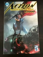 Action Comics #1000 DC 2018 Mattina Virgin set Trade variant cover NM 9.4 Unread