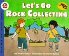 Let's Go Rock Collecting (Let's Read-And-Find-Out Science)-ExLibrary