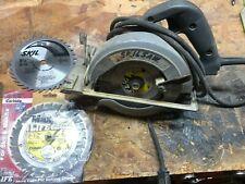 "SKIL 5&1/2"" corded Circular Saw with 2 blades Model# HD5510"