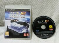Test Drive Unlimited 2 Good Condition UK PAL Sony Playstation 3 PS3 Racing A