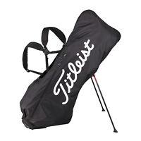 Titleist Japan Golf Travel Caddy Carry Bag Case Rain Cover AJSRC7 New Black