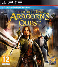 The Lord of the Rings: Aragorns Quest PS3 *in Excellent Condition*