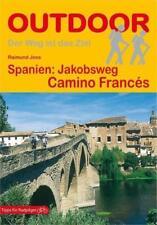 Spanien: Jakobsweg Camino Francés von Raimund Joos (2017, Taschenbuch)