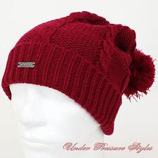 Bissoli Berretto lavorato a maglia cappello Palloncino invernale inverno
