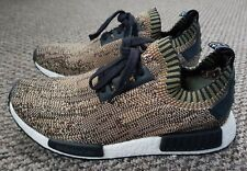 Adidas Originals NMD Camo Glitch Sneaker UK 9 Verde Oliva