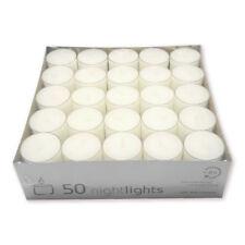 100 Teelichter im Acryl Cup transparent ca. 8 Std. Brenndauer Wenzel Teelichte