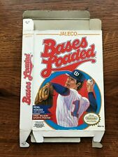 Bases Loaded Baseball NES Nintendo Empty Box Only