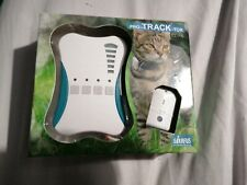 Used Girafus Pro-track-tor Pet Tracker RF Technology Dog and Cat Locator Finder