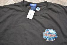 RARE Men's 2004 Pro Bowl T-Shirt Reebok 2XL Black NWT