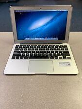 """2012 Apple MacBook Air 11"""" Laptop 1.7GHz Core i5 - Choose Specs & Condition"""