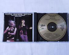 Edgar WINTER Roadwork (Live) USA CD EPIC EGK 31249 - Rick DERRINGER - MINT