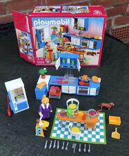 Playmobil 5329 Dolls House Furniture Kitchen Set Incomplete Geobra