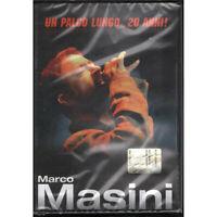 Marco Masini DVD Un Palco Lungo 20 Anni / Edel – 0206239EIT Sigillato