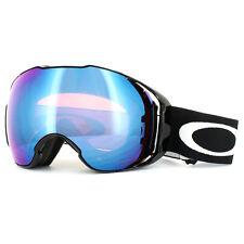 06c05fa774df2 Oakley Ski Goggles Airbrake XL OO7071-04 Black Prizm Sapphire   Prizm HI  Pink