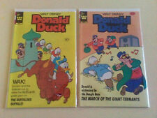 WALT DISNEY WHITMAN SCARCE COMICS X2 (DONALD DUCK #243 & #244 NM ) PRE PACK