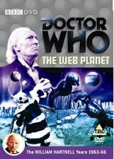 DR WHO 013 (1965) - THE WEB PLANET - TV Doctor William Hartnell - NEW R2 DVD