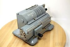 MINT!!! Mechanical Calculator Felix Arithmometer Vintage Adding Machine Works!