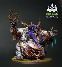 Rotigus / Great unclean nurgle warhammer age of sigmar ** COMMISSION ** painting