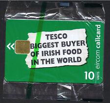 Ireland  Tesco Callcard Year 2000 No 277 1,600 issued mint sealed.