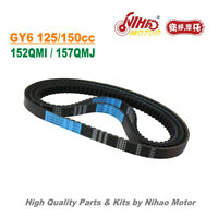 TZ-44B 150cc Drive Belt 842x20x30 GY6 Parts Chinese Scooter Motorcycle 152QMI