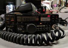 Kenwood TR-751A 144 Mhz All Mode Transceiver Ham Radio Japan 6 Amp DC 13.5V