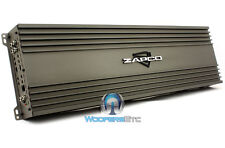 ZAPCO ZX-200.4 AMP PRO 4-CHANNEL 1960W RMS SPEAKERS CLASS A/B CAR AMPLIFIER NE