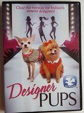 DESIGNER PUPS ~ DVD the world of dog fasion! FAMILY FUN Chihuahua baby! children