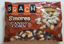 NEW Brach's S'mores Candy Corn 18 oz Bag FALL 2017 FREE WORLDWIDE SHIPPING