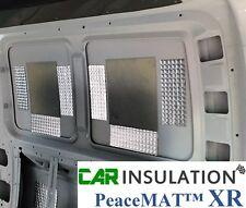Car audio sonido amortiguamiento Mat Rollo PeaceMAT XR Dyna Mic Furgoneta Camper 4m X 0.5m Reino Unido