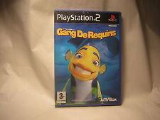 Playstation 2 Gang De Requins PS2