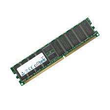 512MB RAM Memory 184 Pin Dimm - 2.5V - DDR - PC2100 (266Mhz) - ECC Registered