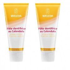 WELEDA Lot 2 Pâte Dentifrice Au Calendula 2x75mL Protège & Renforce Anis /EBGD