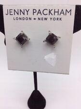 $35 Jenny Packham purple stud earrings L43