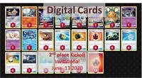 PTCGO -BLACEPHALON Deck- (#2  Players Cup Kickoff) Pokemon online tcg Digital
