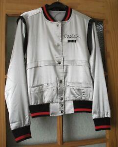 "Star Wars Her Universe ""Captain Phasma"" Jacket (UK Size XS)"