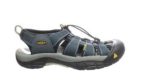 KEEN Mens Newport H2 Navy/Medium Grey Sport Sandals Size 11.5 (1801650)