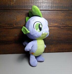 "My Little Pony Spike The Dragon 12"" Build A Bear Workshop Plush Toy MLP FIM 2013"