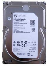 """Seagate Enterprise 6TB 7.2K SAS 12Gbps 3.5"""" Internal Hard Drive ST6000NM0205"""
