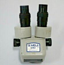 Meiji Emz 5 Stereo Zoom Microscope 14802