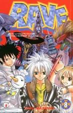 manga STAR COMICS RAVE  numero 8