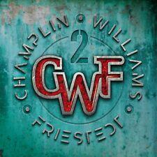 CHAMPLIN WILLIAMS FRIESTEDT  II ( Neues Album 2020 )  CD  NEU & OVP  15.05.2020