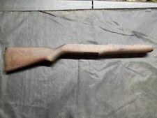 M1 Garand Stock