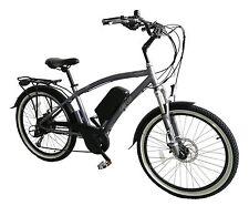 Elektrofahrräder in Grau