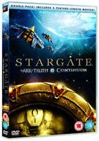 Stargate: Continuum/Stargate: The Ark of Truth DVD (2008) Ben Browder, Wood